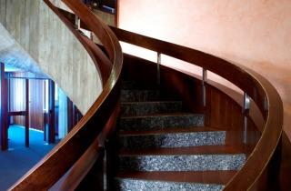 Dettaglio delle scale